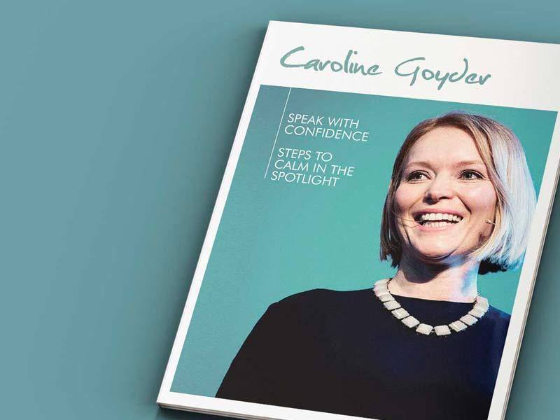 Caroline Goyder